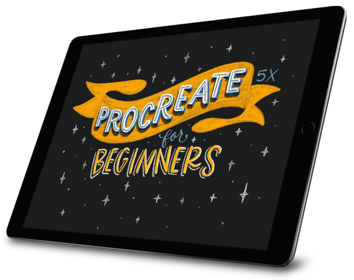 Procreate 5x for Beginners