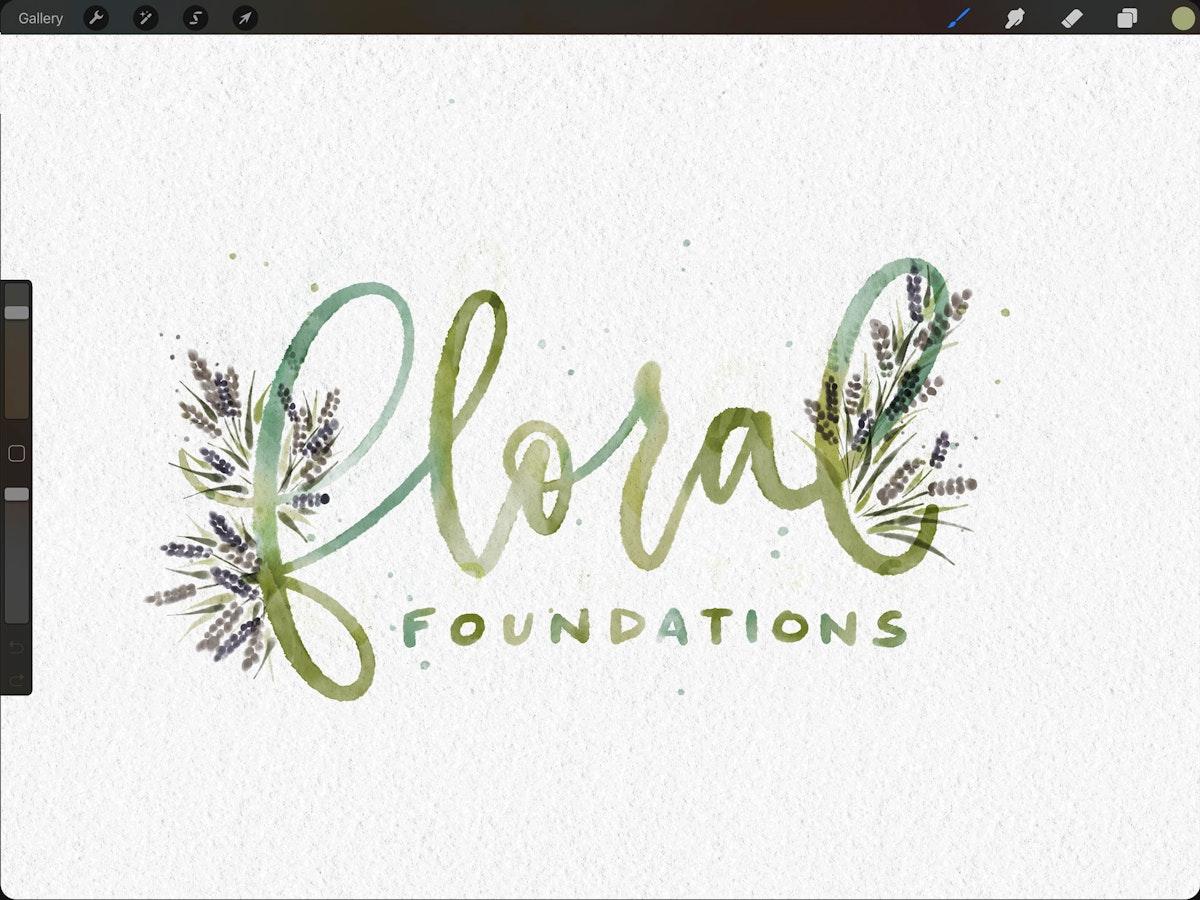 Bonus Projects: Floral Foundations